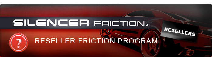 Reseller Friction Program