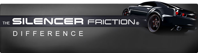 The Silencer Friction Difference